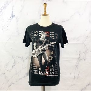 Hunter Hayes Concert Lets Be Crazy 2013 Tour Tee S